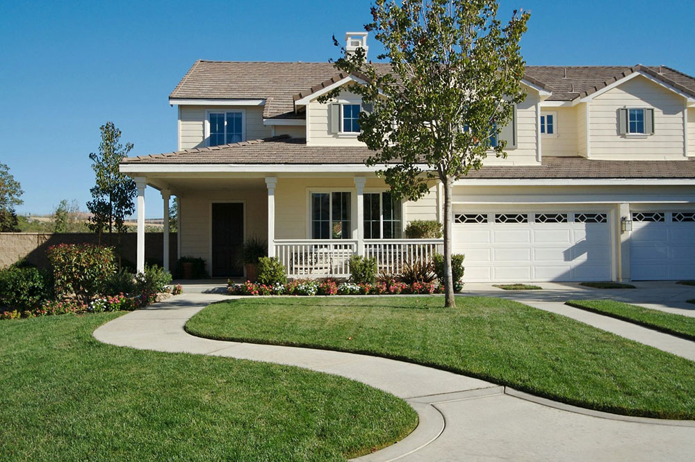 A home cared for by our property manager in Corona Del Mar, CA